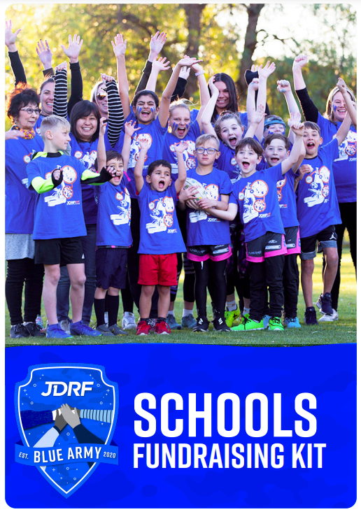 JDRF School Fundraising Kit